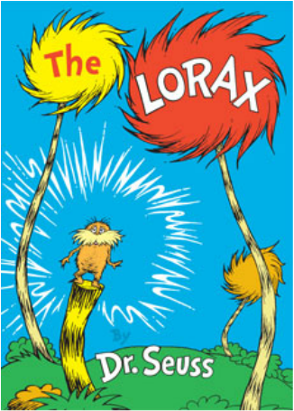 the lorax the economy and environmental problems