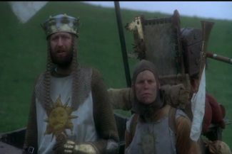 Monty Python Holy Grail Dennis Peasant Quotes